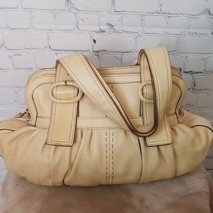 Cole Haan hobo soft leather bag